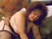 Nonna perchè hai dei seni cosi grossi ?