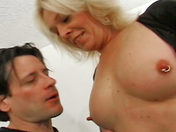 Hard cock for older wench!!! Dave Hardman and Linda John! porn video