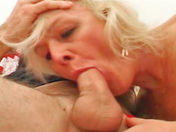 Hard cock for older wench!!! Dave Hardman and Linda John! xxx videos