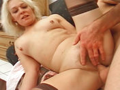 Hard cock for older wench!!! Dave Hardman and Linda John! xxx video