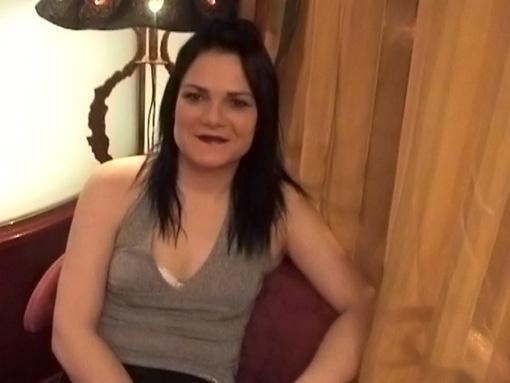 Amatrice française se fait ramoner devant la caméra
