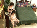 Une vieille salope lesbienne se fait enculer par un jeune étalon