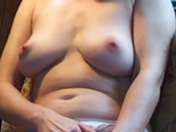 Masturbation dans le camping car et grosse baise dÂ'un soir