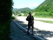 Un autostoppeur français qui a une chance de cocul