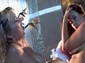Un couple de lesbiennes se fait filmer en plein ébat