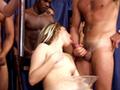 porno video Gang bang et mega bukkake pour cette blonde brésilienne sexe gratuit
