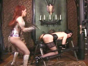 The slave shivers with anticipation! porn video