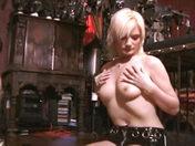 A Redheaded Dominatrix and a Blonde Slave! porn videos