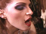 A Redheaded Dominatrix and a Blonde Slave! xxx videos