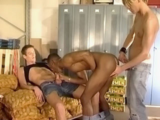 Interracial for a great fuck