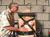 Torture session in the basement xxx video