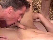 Quand les paysans s'en mêlent le sexe entre mecs, c'est du sérieux !