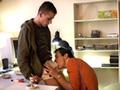 porno video Promotion canapé pour jeune gay bien membré. sexe gratuit