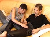 Lectures cochonnes pour 2 Gays en chaleur