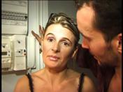 Première scène pour cette amatrice de 40 ans !