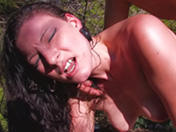 Nasty young beginner gets wildly screwed - HD