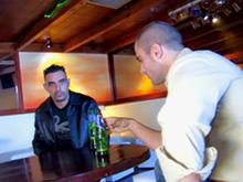 Viens au bar et je te ferais ma spécialité !