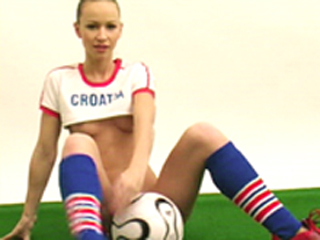 Supportrice de Croatie sans limites pour vous !