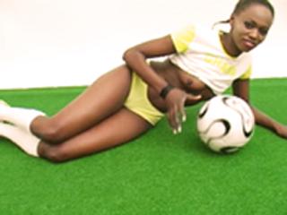 Nasty representative, Ghana supporter.