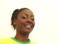 Perle du Togo chauffe le public !