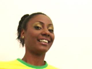 Perla del Togo riscalda il pubblico !