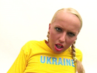 Découvrez un show sexy tout droit venu d'Ukraine !