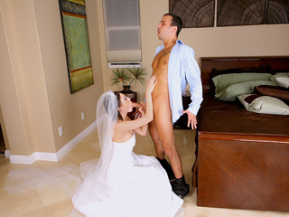 Une future mariée trompe son futur mari !