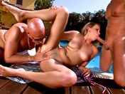 Orgie de piscine